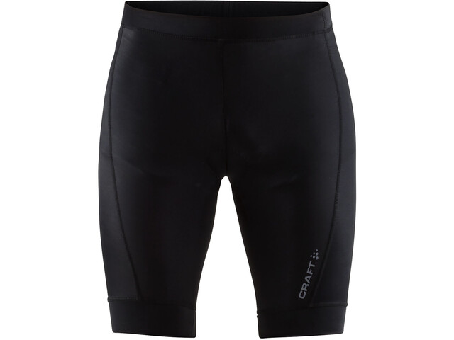 Craft Rise Shorts Herrer, black